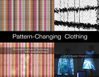 Pattern Changing Clothing