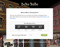 BoHo HoBo Fashion Website