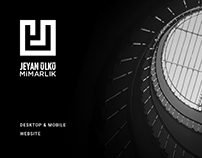 Jeyan Ulku Architecture Website