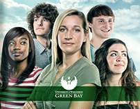 UWGB | 360° of Learning Campaign