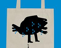 Goa Boa Tote Bag
