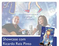 Showcase com Ricardo Reis