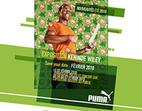 PUMA - Kehinde Wiley