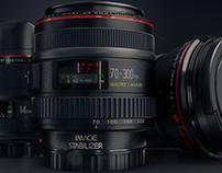 Camera Lens Lineup