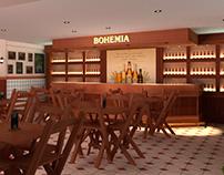 Bar modelo - Bohemia