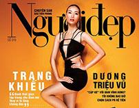Thuy Nguyen/ Nguoi Dep magazine