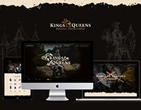 Kings & Queens | Medieval Reenactment WP Theme