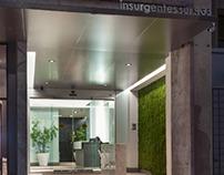 Insurgentes 933 / Lobby