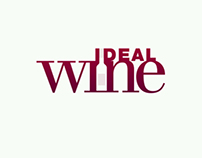 Ideal Wine - Logo Design