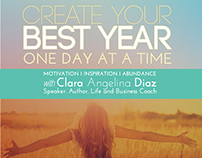 CREATE YOUR BEST YEAR - CD Cover