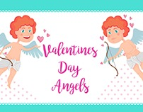 Valentines Day Cupids giftcards