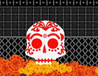Día de Muertos Google+