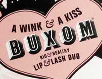 Buxom: A Wink and A Kiss