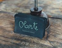 Logotipo - Olarte