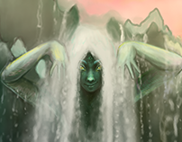 The Waterfall Spirit