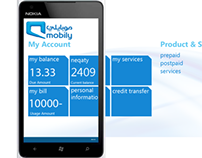 Mobily windows phone 8 app