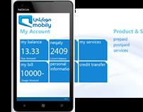 Mobily windows phone 8 app
