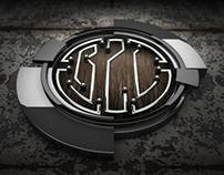 B2L 3D Logo Concept