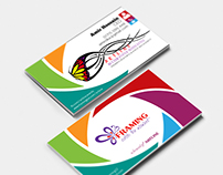 Business Card Of Artline
