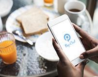 Pop Chat Logo - Mobile App.