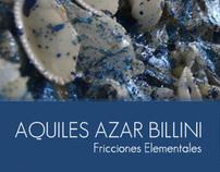 Catálogo | Exposición Fricciones Elementales