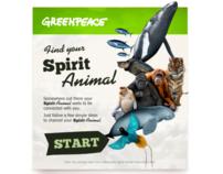 Greenpeace Spirit Animals