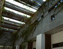 Ten-On-Lane Architectural Visualization