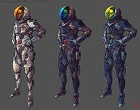 Astronaut - design