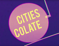 Cities with Colate