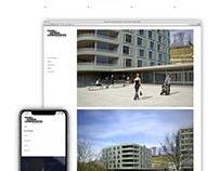 Webdesign Feissli Gerber Liebendörfer Architekten