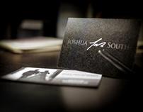 Joshua South Business Cards