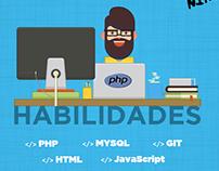 Arte Vagas para Programador e Web Developer - Alfama