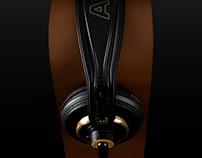 headphone stand • benjamin meyer • vintage design