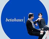 betahaus Berlin rebranding