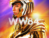 Wonder Woman 1984 | Poster Design