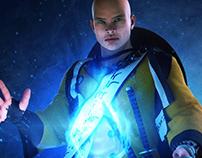SPARK GAP - Character Development & Illustrations