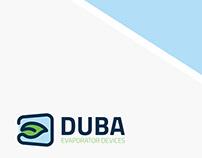 DUBA Logo Design Concept (1)