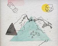 Mountañas&formas