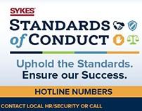 Global Conduct Program - Plan, Tagline, Execution