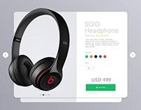 E--Commerce UI