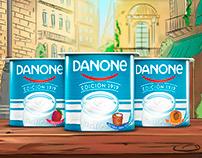 VMLYR | DANONE | Story Board