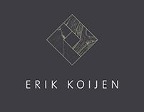 Erik Koijen ― visual identity