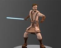 """Clone Wars"" Character"