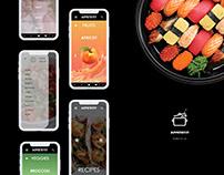 APPETRYIT - Nutrition App