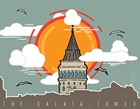 The Galata Tower - Galata Kulesi