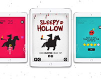 Sleepy Hollow Game Ui-Ux