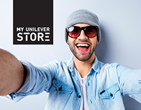 My Unilever Store Interactive Guide