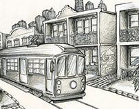Illustrating Melbourne