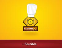 LaCartePlz Brand identity & Illustrations