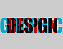 Anaglyph Typography